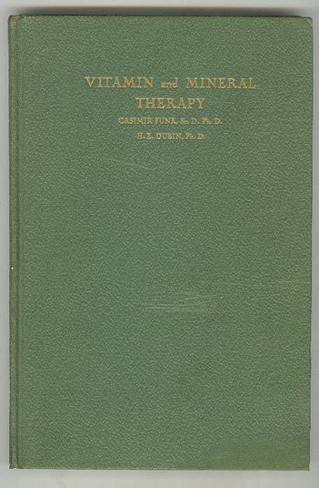 Image for VITAMIN and MINERAL THERAPY Practical Manual