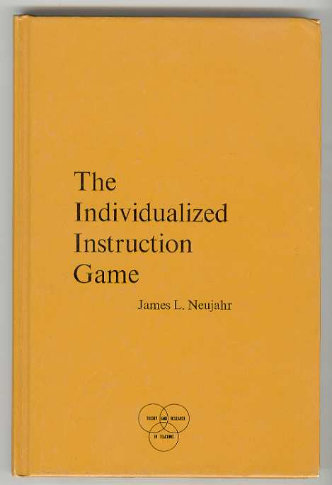 Image for THE INDIVIDUALIZED INSTRUCTION GAME