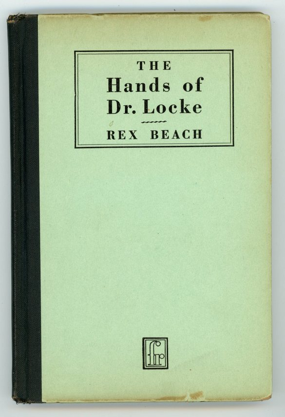 Image for The Hands of Dr. Locke