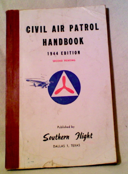 Image for CIVIL AIR PATROL HANDBOOK, 1944 Edition