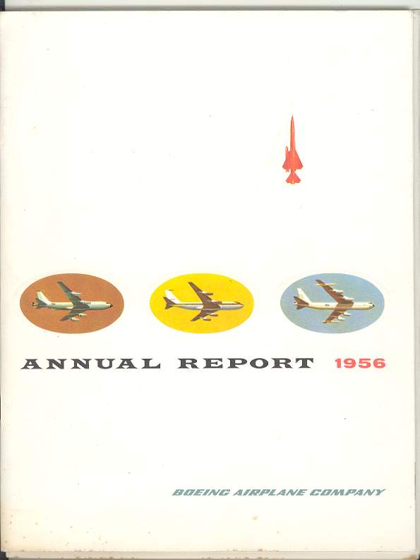 Image for ANNUAL REPORT 1956 Report to Stockholders Year Ended December 31, 1956