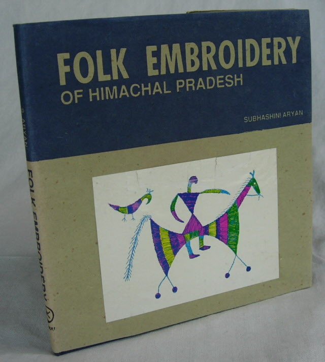 Image for FOLK EMBROIDERY of Himachal Pradesh