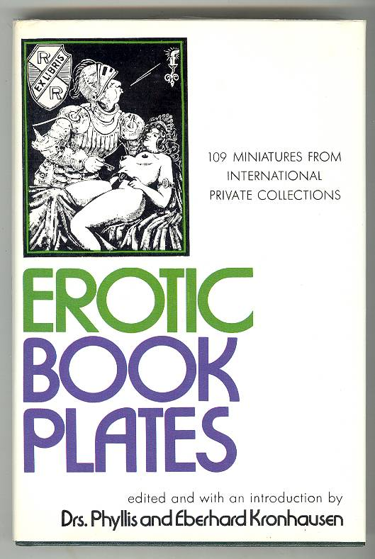 Image for Erotic Bookplates [ Book Plates ]