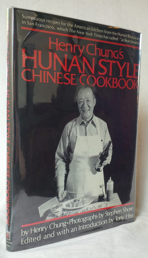 Image for Henry Chung's HUNAN STYLE CHINESE COOKBOOK