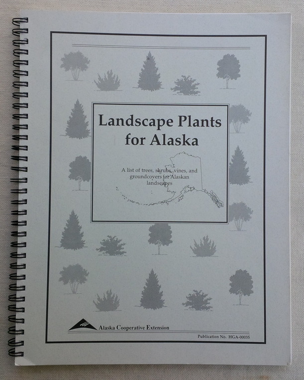 Image for Landscape Plants for Alaska