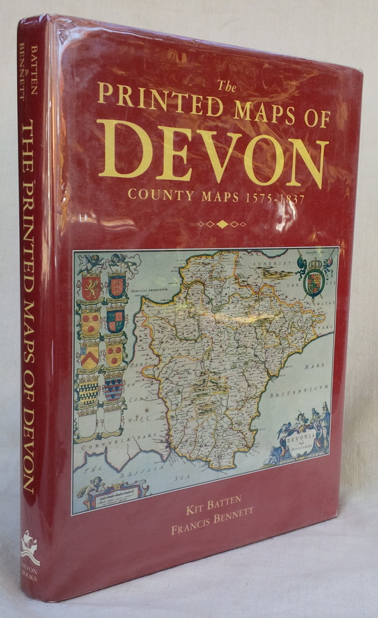 Image for The Printed Maps of DEVON: County Maps 1575-1837